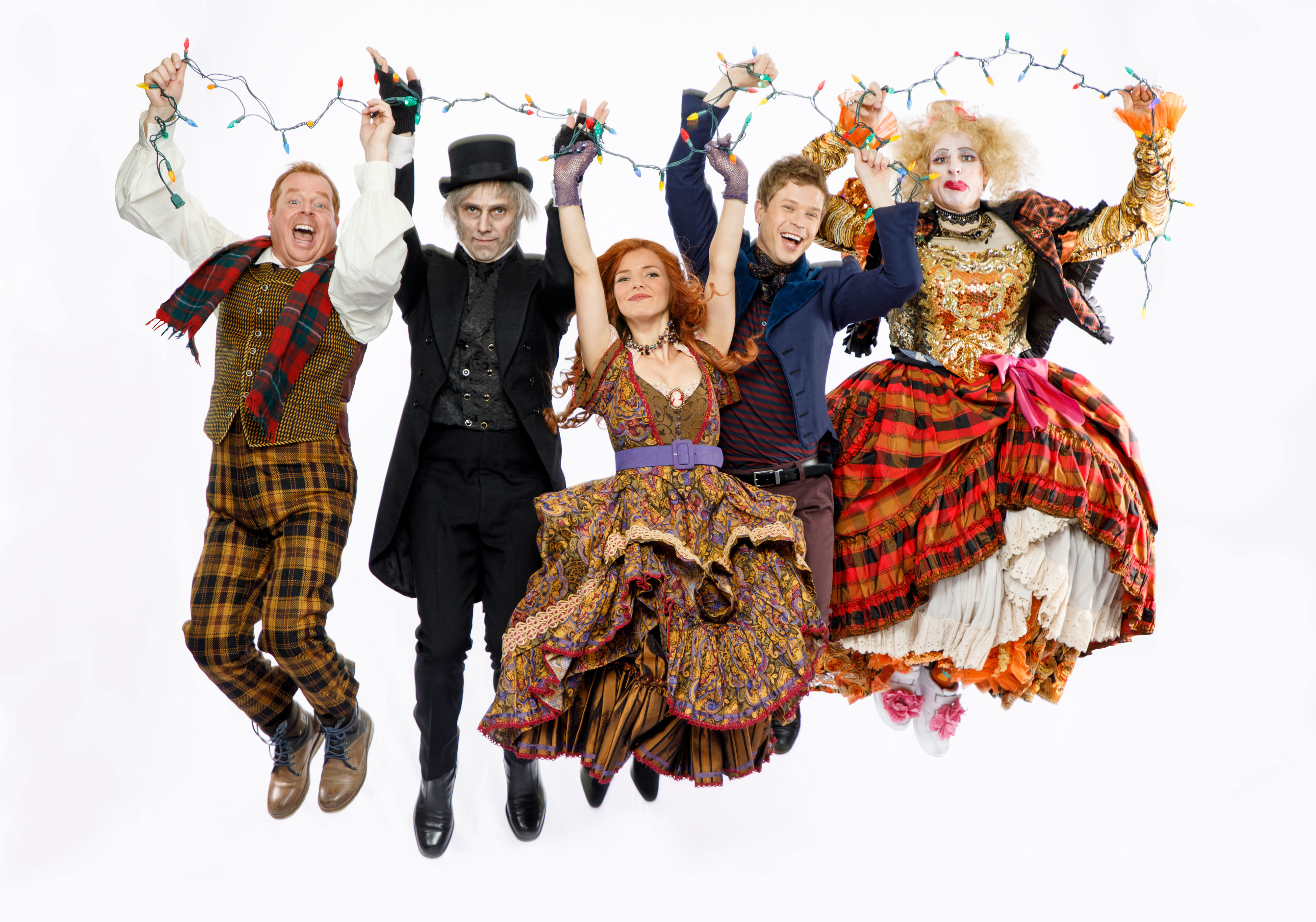 PAST EVENT: A Christmas Carol – Ross Petty Productions (Elgin Theatre, Toronto) November 24 – January 6, 2017