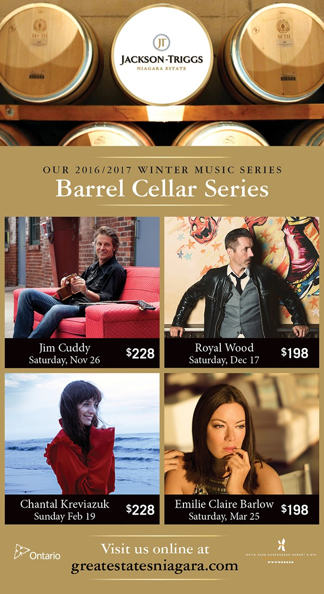 Jackson-Triggs Barrel Cellar Studio Series