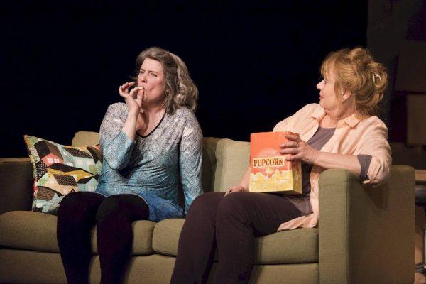 Alison Kelly & Barbara Pollard photo Emily Cooper