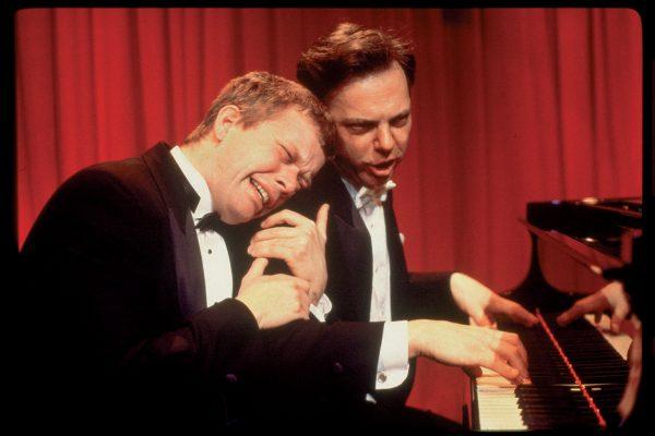 2P4H - Ted and Richard at Piano