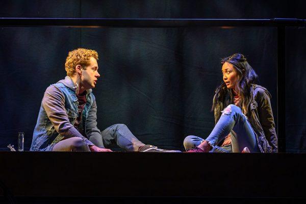 Nathan Carroll, Stephanie Sy, Photo Dahlia Katz