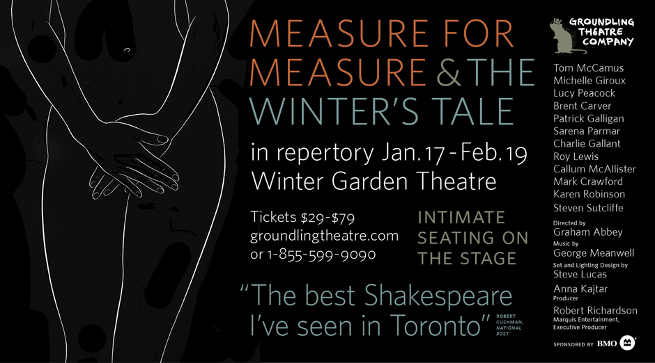 The Winter's Tale & Measure for Measure